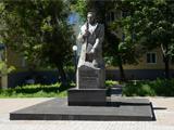 Памятник Трокаю Борисову